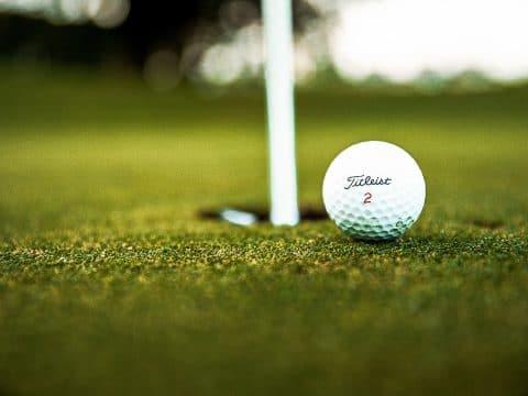 Golfen im 'Weinland