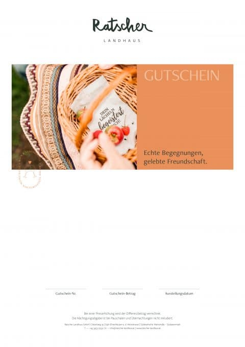 Gutschein Motiv 6