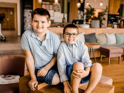 Landhausboys Stefan und Christoph